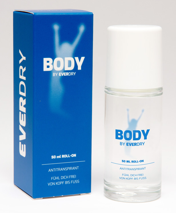 Everdry 50ml proti pocení